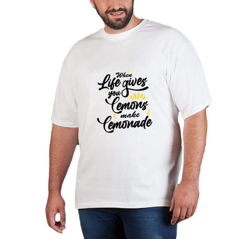 473717c1 cool attitude on life plus size t shirt white front.jpg