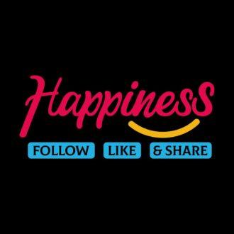 8ca89fa9 happiness follow like shareblack