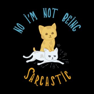 90a13726 sarcastic cute kitten for cat loversblack