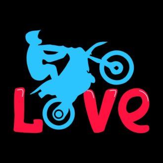 ba121838 love biking for bikers bike lovers racersblack