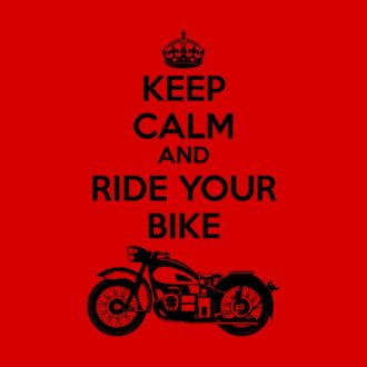 c4bace40 keep calm and ride your bike for biker and bike loversred