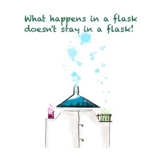 d69a29c5 what happens in a flask for science loverwhite