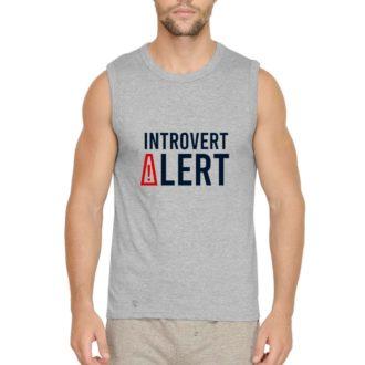 f7b15eaf introvert life men sleeveless t shirt vest grey front.jpg