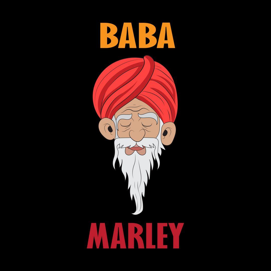 Fe1d4099 Baba Marleyblack