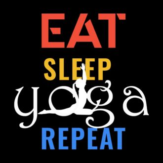 08b53643 eat sleep yoga repeatblack