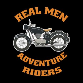 31f5ef5a real men adventure riders for bikers and bike loversblack