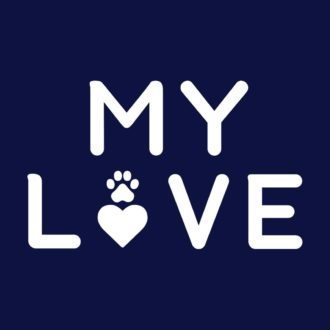 48e63286 my love for dog loversnavy blue
