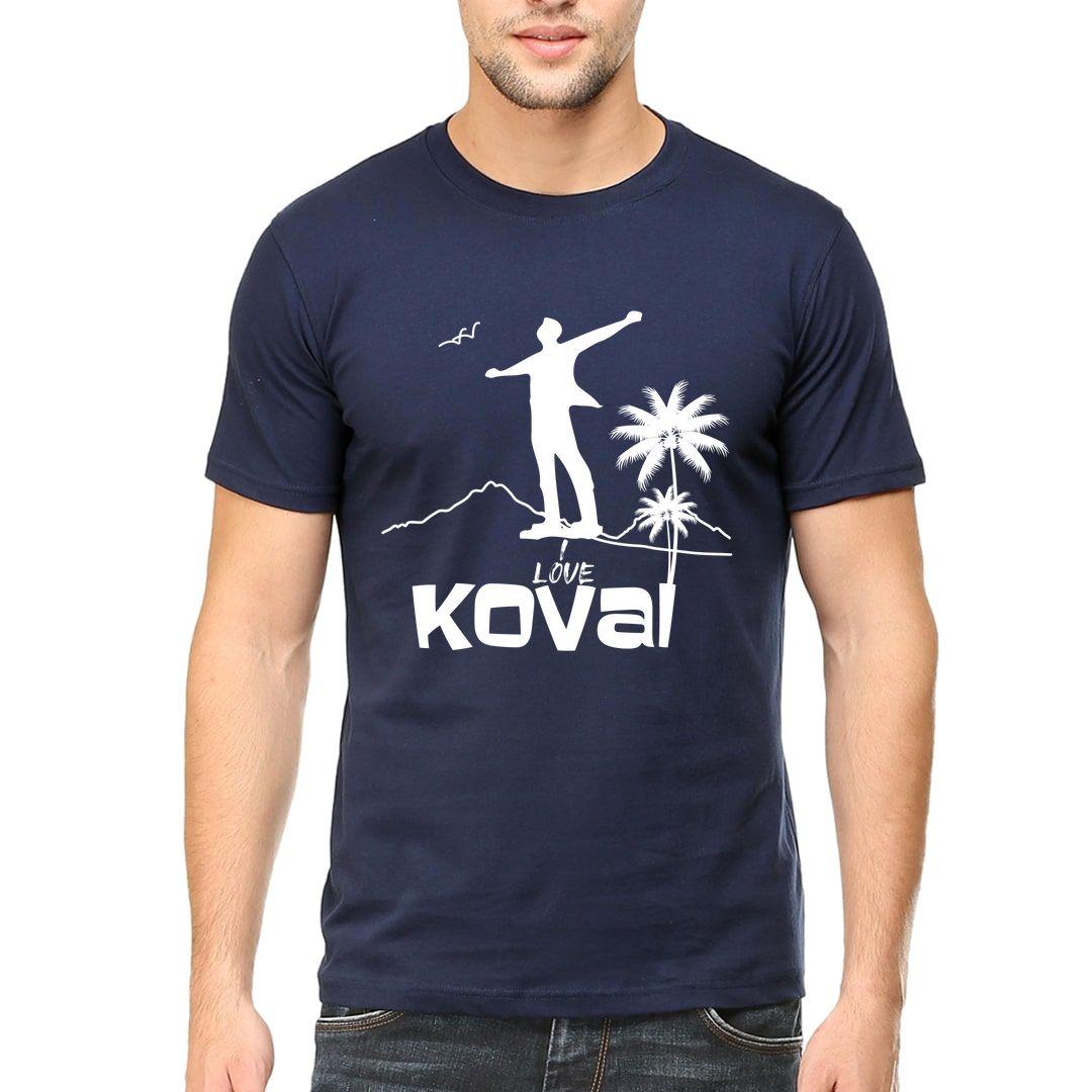 748f9a1c I Love Kovai Men T Shirt Navy Front.jpg