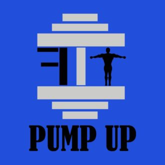7fd6335f pump up design for fitness freaksroyal blue