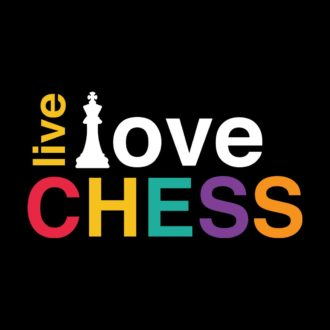 22dc3f3f live love chess colourful design for chess playersblack