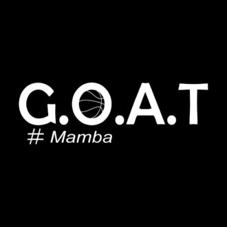 4516bd25 g.o.a.t mamba for basketball lovers and playersblack
