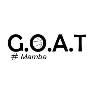 7d64f000 g.o.a.t mamba for basketball lovers and playerswhite