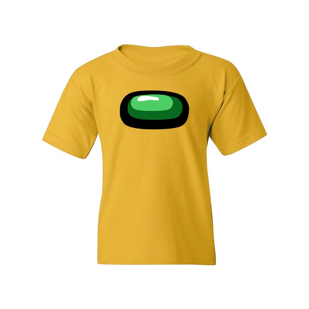 A0e1556d Gamers Games And Geeks Among Us Kids T Shirt Yellow Front.jpg