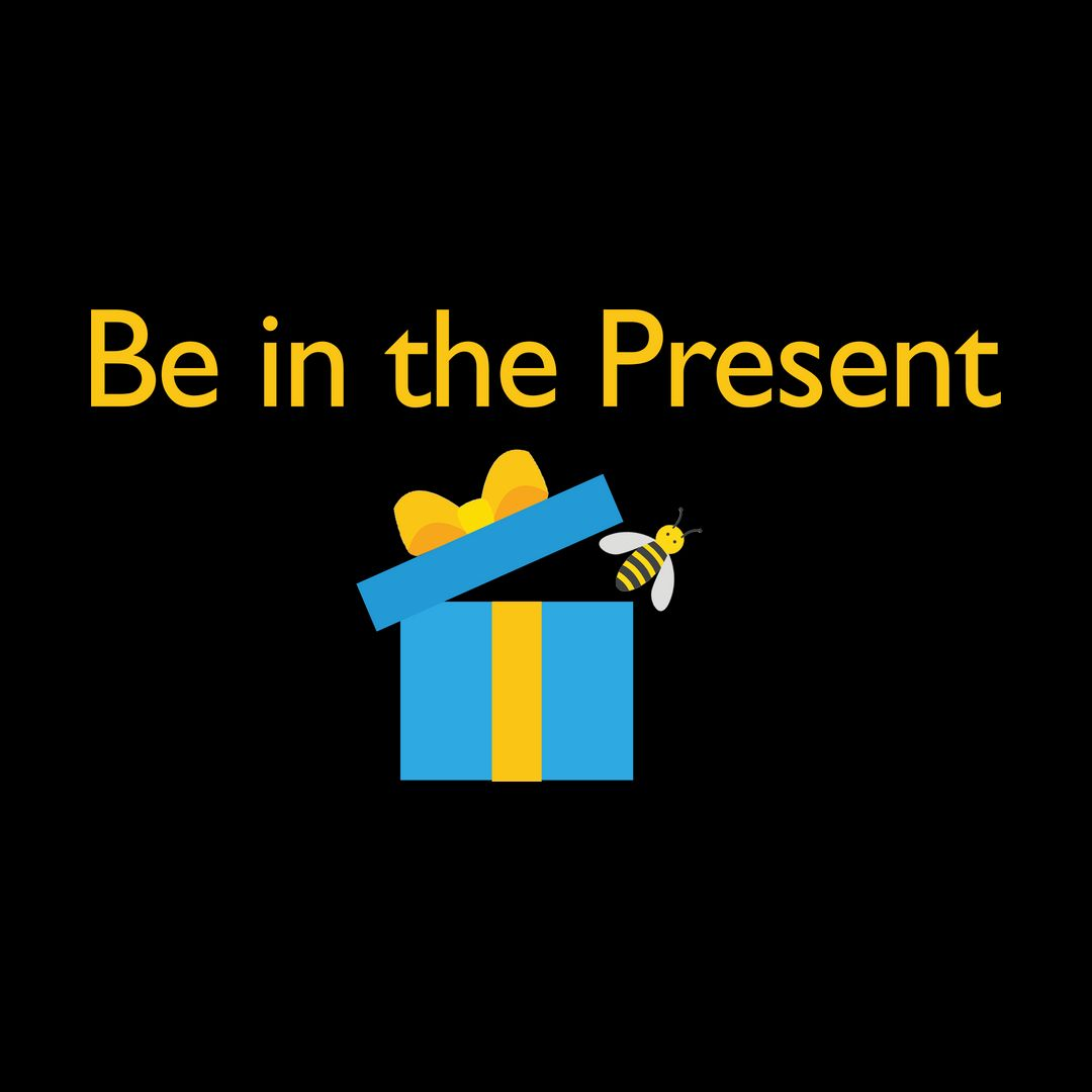 F14f0d62 Be In The Present Black