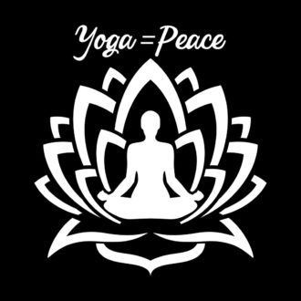 1a85b803 yoga peace black