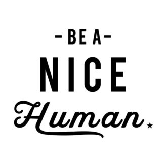 2288794c be a nice human white