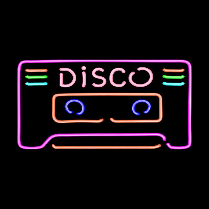 512aa6a5 disco playlist black
