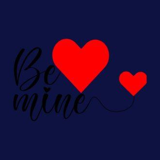 fcb6d25b valentine t shirts navy blue