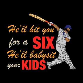 56024720 r pant hell hit you for a six hell baby sit your kids black