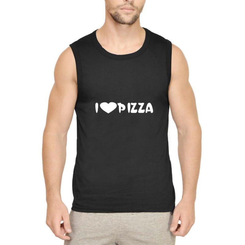 5c9e3651 i love pizza men sleeveless t shirt vest black front.jpg