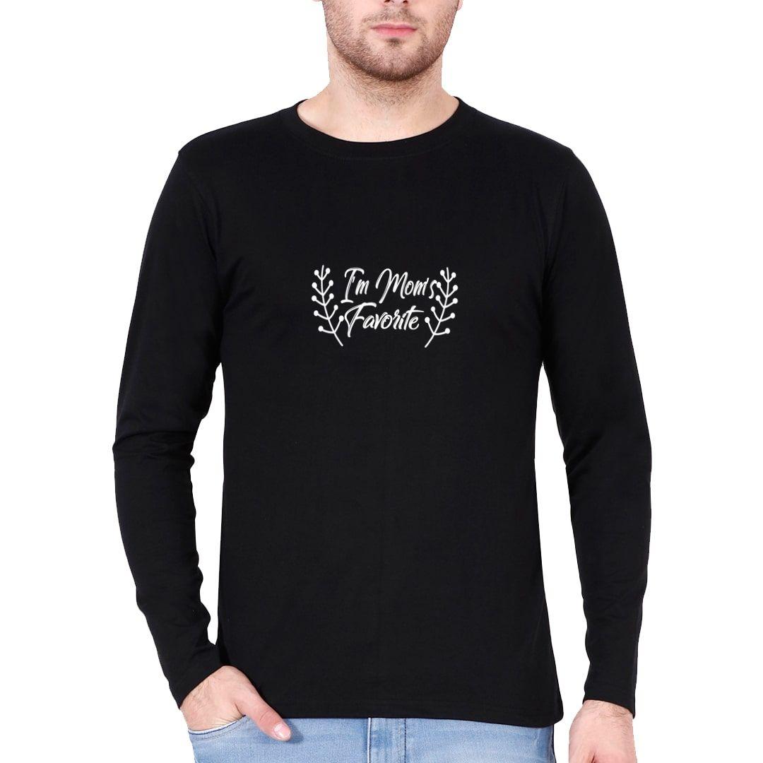 C2b1df19 I Am Moms Favorite Full Sleeve Men T Shirt Black Front.jpg