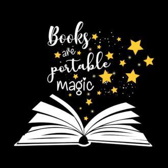 c0123ade book are portable magic black