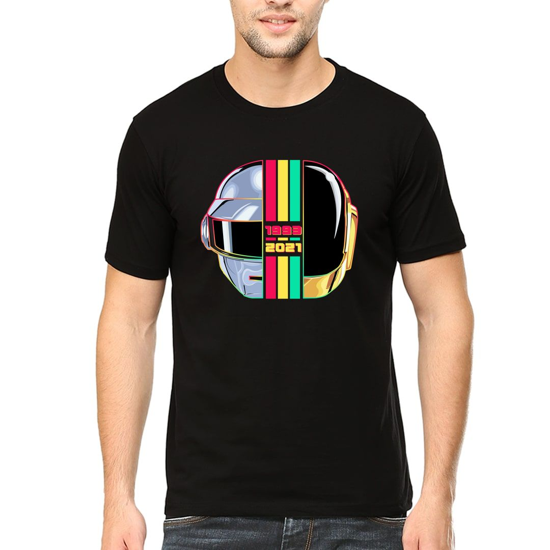 D65fd39e Electronic Music Men T Shirt Black Front.jpg