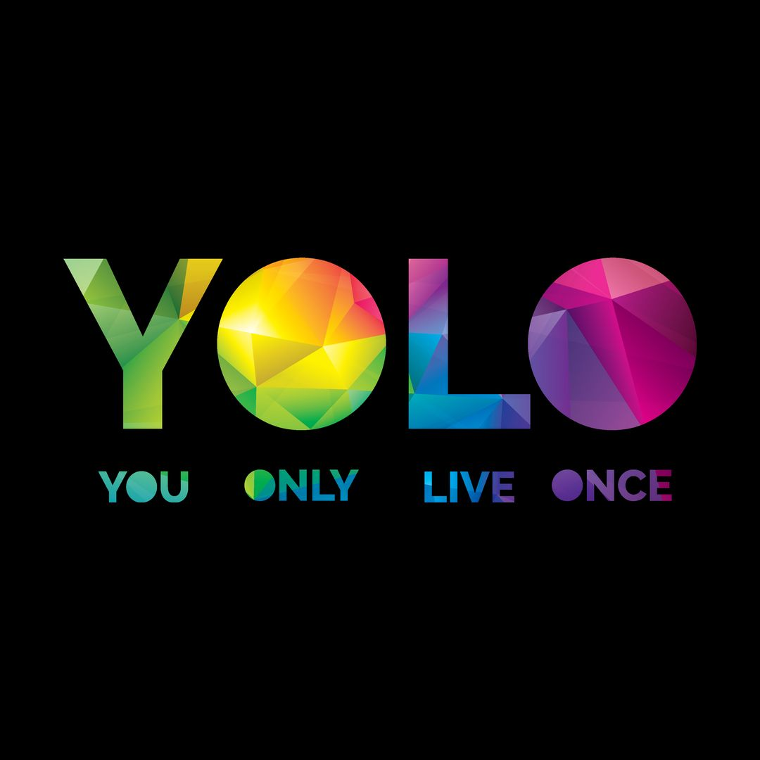 50b9fdef Yolo – You Only Live Once Black