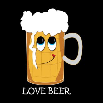 fe1aa963 love beer black
