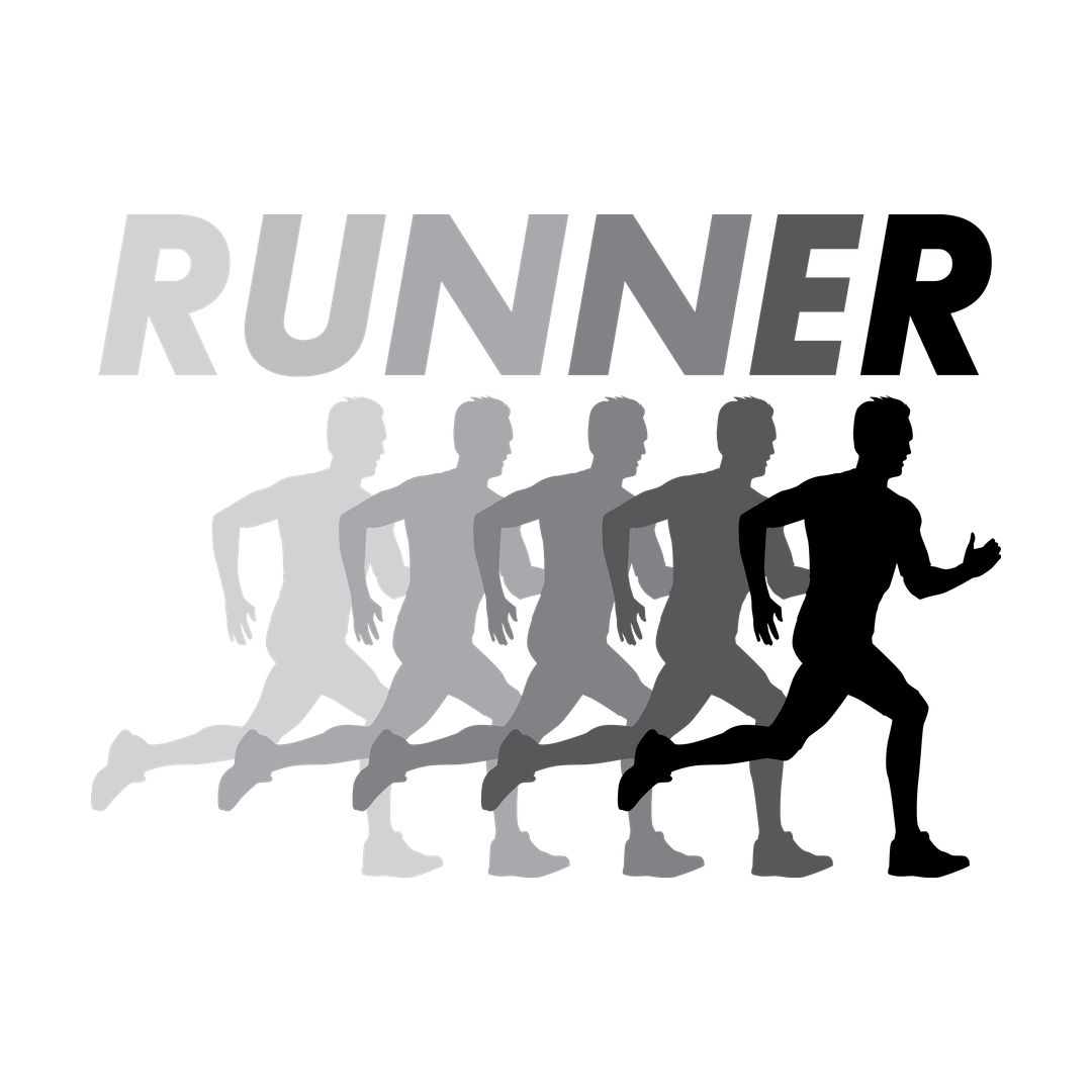 07081974 Runner White