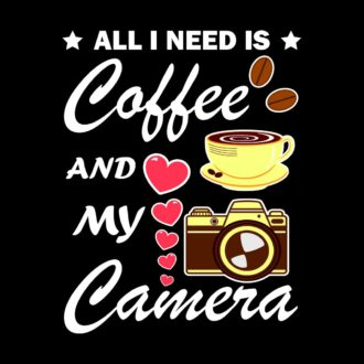 53684510 photography and coffee funny quote black