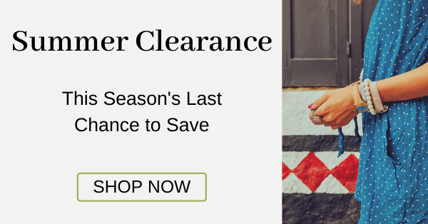 Summer Clearance This Season's Last Chance to Save [Shop Now]