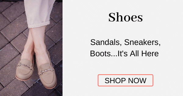 Shoes Sandals, Sneakers, Boots...It's All Here [Shop Now]