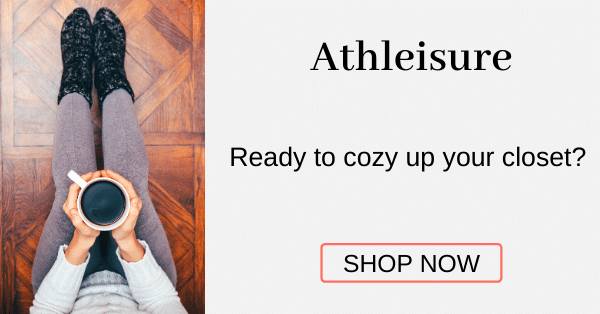 Athleisure Ready to cozy up your closet? [Shop Now]