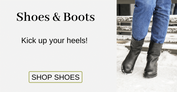 Shoes & Boots Kick up your heels! [Shop Shoes]