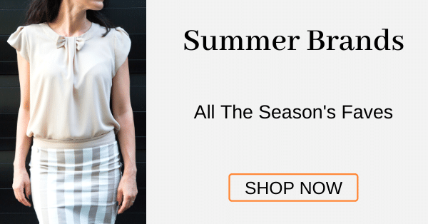 Summer Brands All the season's faves [Shop Now]