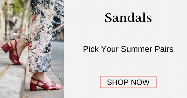 Sandals Pick Your Summer Pairs [Shop Now]