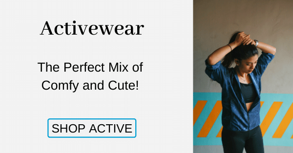 Activewear The Perfect Mix of Comfy and Cute! [Shop Active]
