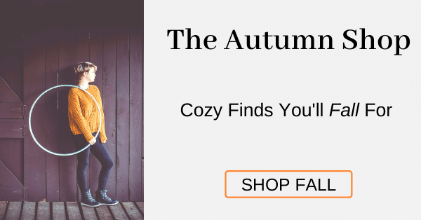 The Autumn Shop Cozy Finds You'll Fall For [Shop Fall]