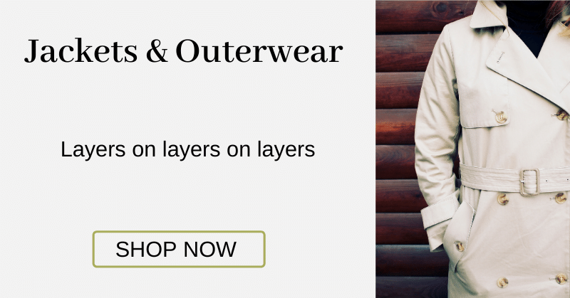Jackets & Outerwear Layers on layers on layers [Shop Now]