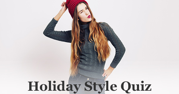 Holiday Style Quiz