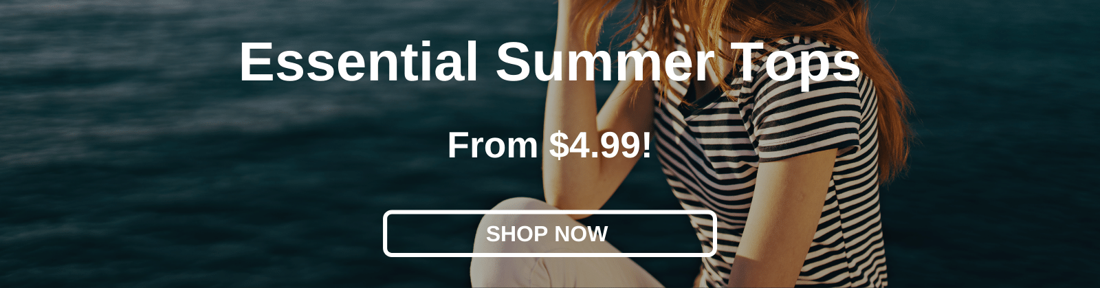 Essential Summer Tops From $4.99! [Shop Now]