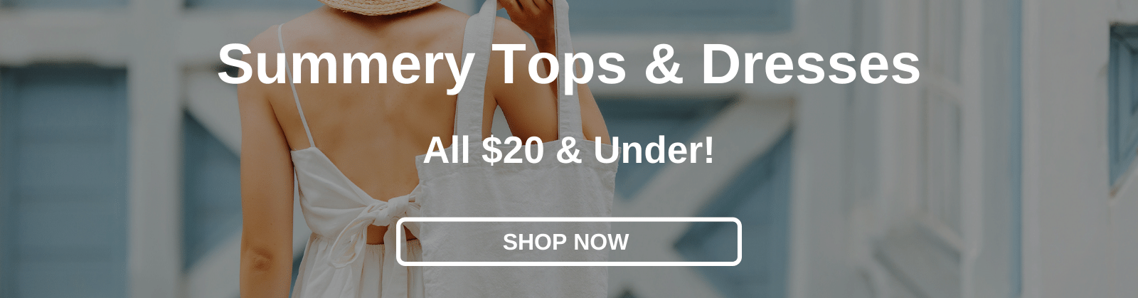 Summery Tops & Dresses All $20 or Less! [Shop Sale]
