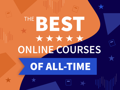 Rated in Class Central's Best Online Courses of All-Time