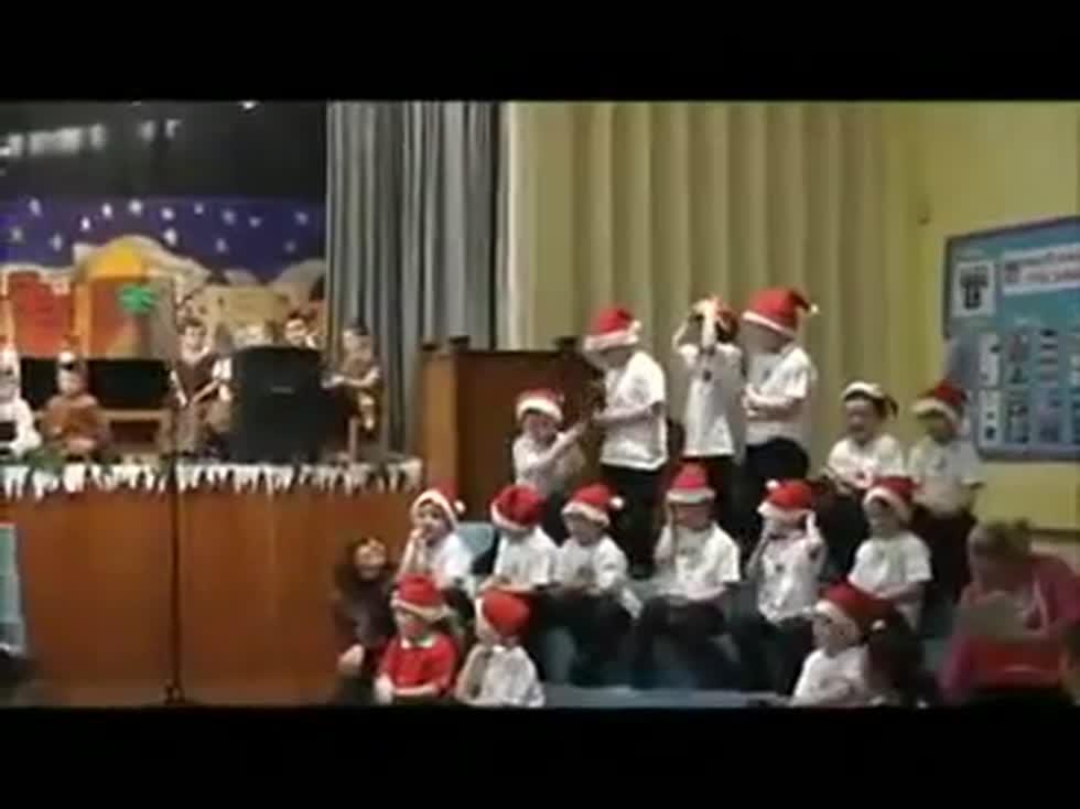 KS1 Christmas Show 2013
