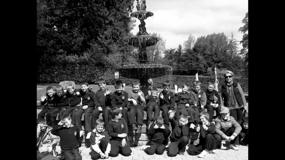 School Tour 2012