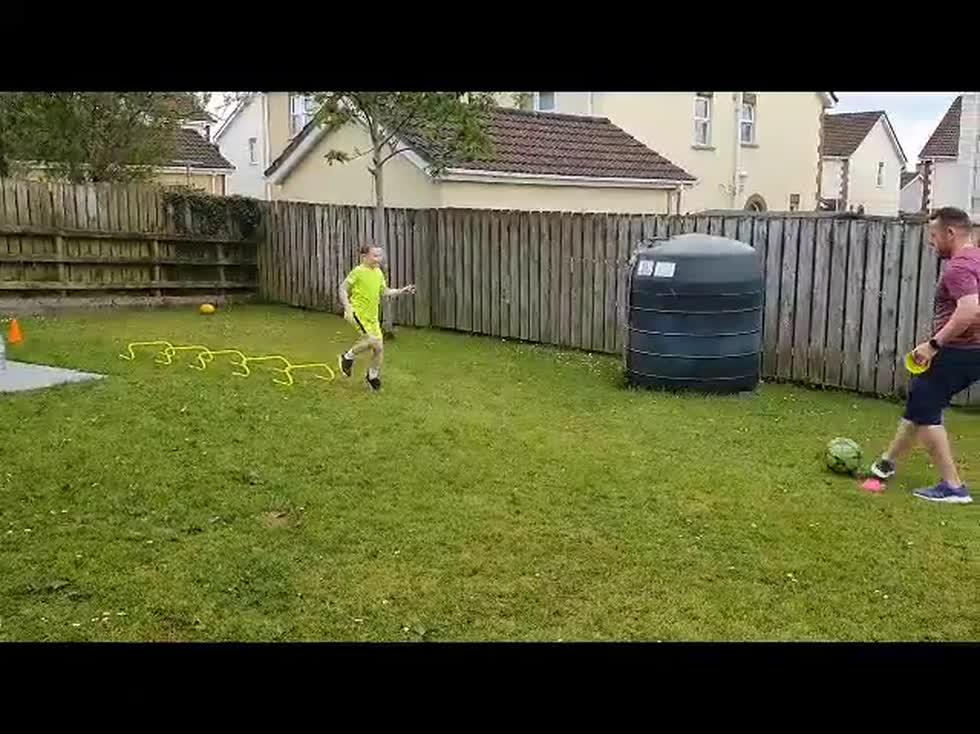 Fionn's Fitness Fun!