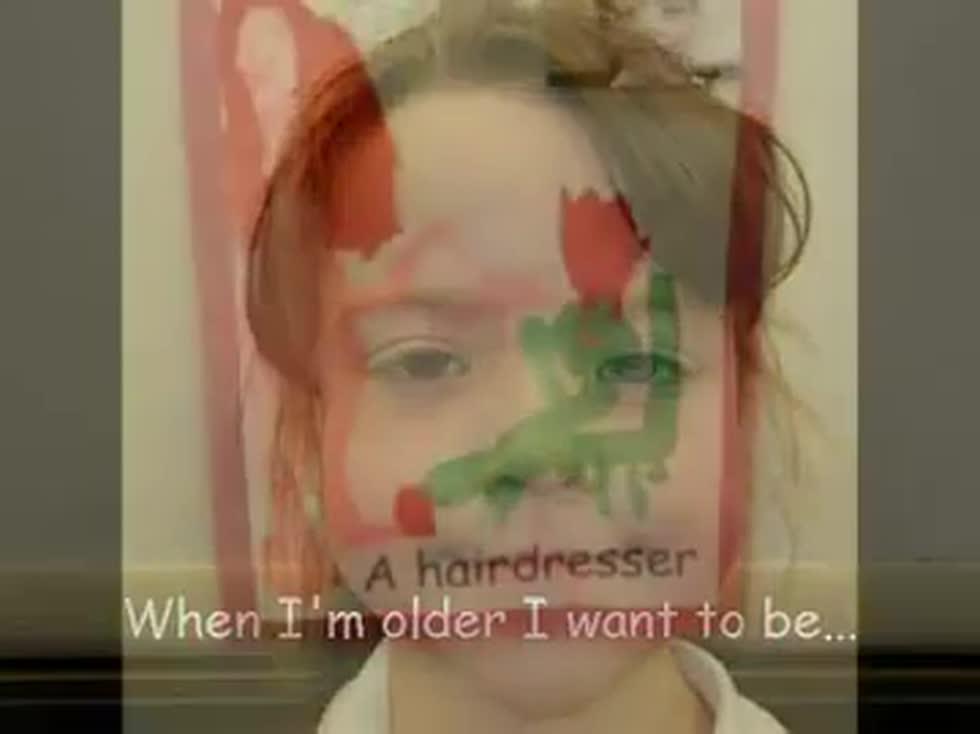 P2 Miss Mackin - When I Grow Up