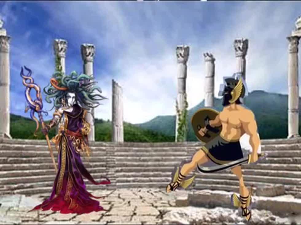 Perseus agus Méadúsa