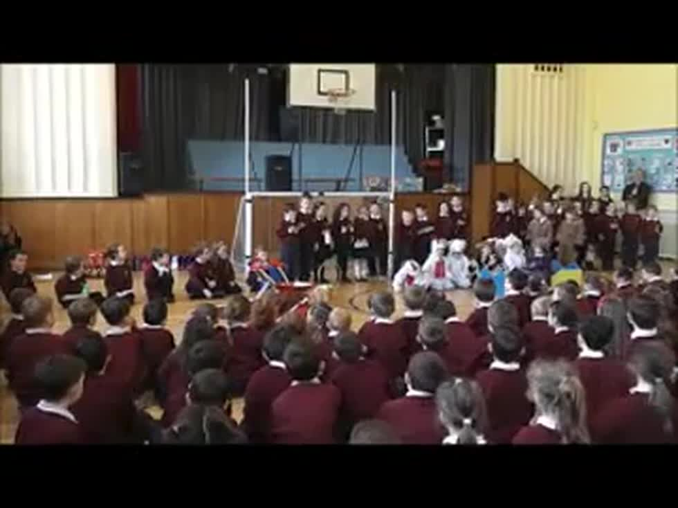 P2 April Easter Assembly